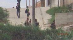 Traficantes estavam com armas pesadas. no RJ