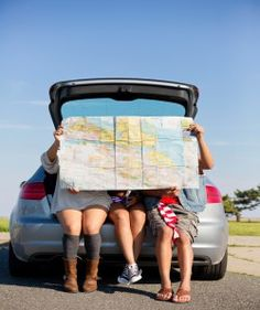 Go on a road trip with friends  theitchlist.com