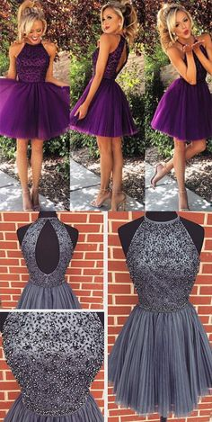 2016 homecoming dresses,homecoming dresses,cheap open back hoco dresses,purple party dresses for teens,grey prom dresses,cheap short prom dresses