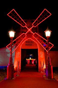 Moulin Rouge entrance                                                       …