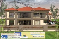RDM5 House Plan No W2556 Family House Plans, Bedroom House Plans, House Floor Plans, Beautiful House Plans, Beautiful Homes, Dream Homes, My Dream Home, Future House, My House
