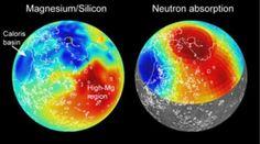 Mercury surface composition maps
