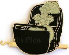 Parasol girl Disney Pin, too cool!