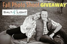 Enter to Win a Fall Photo Shoot with Salt and Light Photography @Rachel Holt at http://katieraines.blogspot.com/2013/10/fall-photo-session-giveaway-with-salt.html