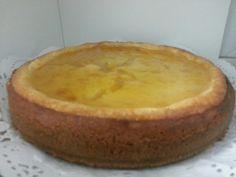 Lima cheesecake