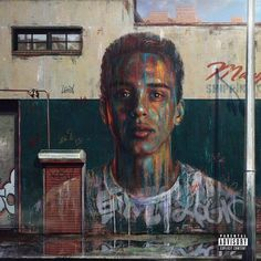 Logic's 'Under Pressure' Deluxe Album Artwork by Sam Spratt