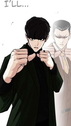 Lookism Webtoon, Webtoon Comics, Manhwa, Cosplay Tutorial, Anime Figures, Drawing Reference, Cute Art, Anime Art, Wallpaper