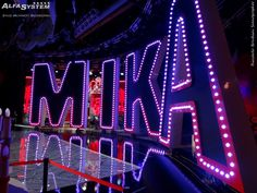 Scenography for Stasera Casa Mika 2016 show Scenographer: Riccardo Bocchini Client: RAI Radiotelevisione Italiana SpA Mika, Prince, Engineering, Songs, Wallpapers, Fan, Colors, Houses, Wall Papers