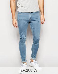 Reclaimed+Vintage+Super+Skinny+Jeans