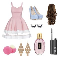"""""""My First Polyvore Outfit"""" by ronjaluget ❤ liked on Polyvore"""