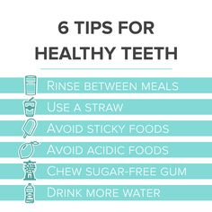 In addition to brushing, flossing and seeing Dr. Lee here in our San Antonio dental office at least twice a year, here are six simple things you can do: