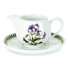 Portmeirion Botanic Garden 20-Ounce Gravy Boat And Stand, 2015 Amazon Top Rated Gravy Boats & Stands #Kitchen