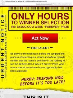 Milled is a search engine for email newsletters. Find sales, deals, coupons, and discount codes from retailers and brands. Lotto Winning Numbers, Winning Lotto, Lotto Winners, Lottery Winner, Instant Win Sweepstakes, Online Sweepstakes, Win For Life, Publisher Clearing House, How Do I Get