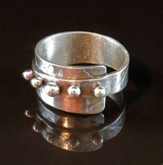 Incredible sterling silver ring from http://www.soulwhispersarts.com/page5/page5.html. $154. Order one Today
