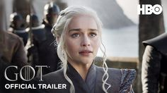 "Game of Thrones Season 7: Official Trailer (HBO). If you haven't seen ""Game Of Thrones"" you're missing out..."