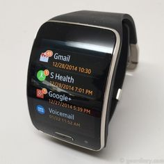 Samsung Gear S and Why You'll Want (or Not Want) One #Wearables