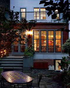 urban backyard and balcony envy  wUNDERground architecture