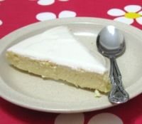 Crustless Cheesecake with Sour Cream Topping (South Beach Phase 1 Recipe)   Diet Plan 101