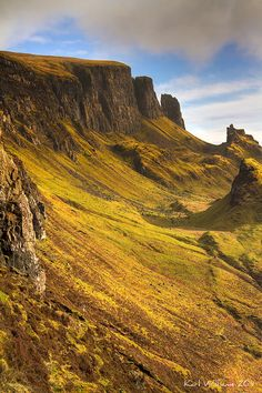 The Quiraing, Trotternish, Isle of Skye CLICK THE PIC and Learn how you can EARN MONEY while still having fun on Pinterest