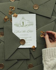 Wedding Cards, Wedding Gifts, Our Wedding, Wedding Invitation Design, Wedding Stationery, Destination Wedding Save The Dates, Rustic Save The Dates, Letterpress Invitations, Greece Wedding