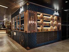 Japan Design, Candle Shop, Restaurant Interior Design, Bar Areas, Stand Design, Tokyo Japan, Retail Design, Restaurant Bar, Crow Photos