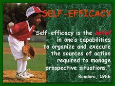 Individual: Self Efficacy