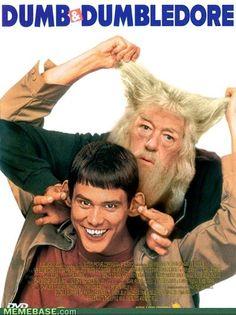 Dumb & Dumbledore / Harry Potter