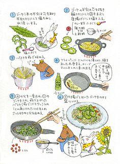 20078月号 のコピー Thai Dishes, Food Dishes, Food Poster Design, Food Sketch, Drawing Sketches, Drawings, Food Icons, Food Drawing, Food Illustrations