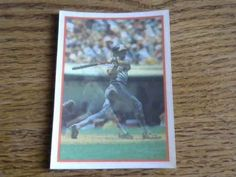 1986 SPORTSFLICS BASEBALL CARDS PICK 1 OUT OF 12