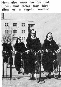 Biker Nuns
