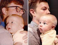 Ces photos sont une preuve supplémentaire que les gènes font des merveilles