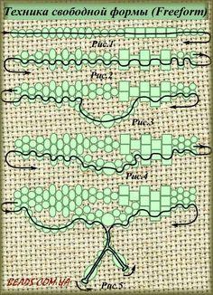 New Ideas crochet jewelry patterns free beaded bracelets Crochet Jewelry Patterns, Seed Bead Patterns, Bead Embroidery Jewelry, Beaded Bracelet Patterns, Beading Patterns, Art Patterns, Painting Patterns, Mosaic Patterns, Loom Patterns