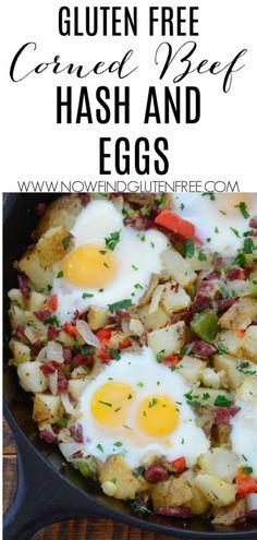 Easy Brunch Recipes Eggs Gluten Free Ideas For 2019 Easy Egg Recipes, Easy Brunch Recipes, Healthy Brunch, Gluten Free Recipes For Breakfast, Best Gluten Free Recipes, Brunch Ideas, Dessert Recipes, Breakfast For Dinner, Free Breakfast