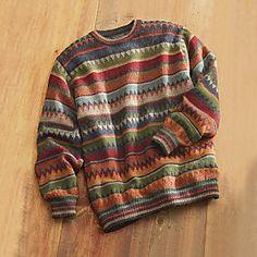 Bolivian Alpaca Sweater National Geographic Store