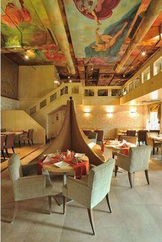 Spoons, restaurant in New Delhi.