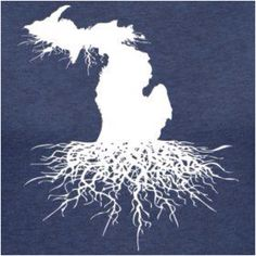 Down with Detroit tshirt design...Michigan roots :) I want this as part of a tattoo