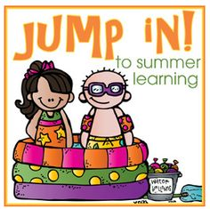 Free Jump Into Summer Learning Printable Pack