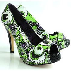 IRON FIST SHOES | Miss Fortune's Deadly Designs: October 2010