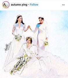 ❤ - Princess Of Wales, Princess Diana, Disney Princess, Kate Middleton, Queens, Meghan Markle Wedding, Royalty, Wedding Dresses, Blog