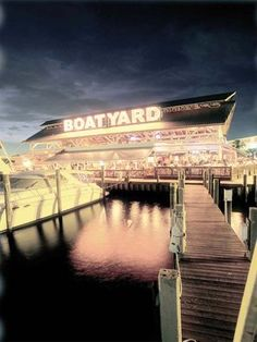 Boatyard Restaurant Panama City Beach