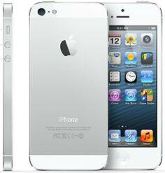 Remplacement Ecran Complet iPhone 5 - Couleur : Noir - Blanc
