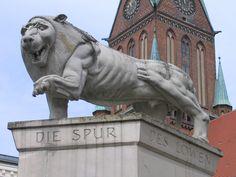 Schwerin Lion
