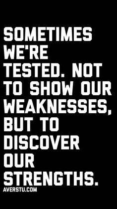 Not to show our weaknesses, but to discover our strengths. Open Quotes, Wise Quotes, Words Quotes, Quotes To Live By, Inspirational Quotes, Sayings, Quotes For Teenagers, Fighter Quotes, Untethered Soul