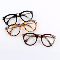 Barato Óculos de sol Das Mulheres Retro Nerd Glasses Óculos Limpar Lens Eyewear Óculos, Compro Qualidade Armações de óculos diretamente de fornecedores da China: Óculos de sol Das Mulheres Retro Nerd Glasses Óculos Limpar Lens Eyewear Óculos