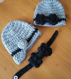 Somebody is going to have the best looking set of twins! #crochet #newborn #twins
