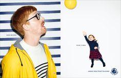 2014 ' For Never Old ' Campaign - #PetitBateau