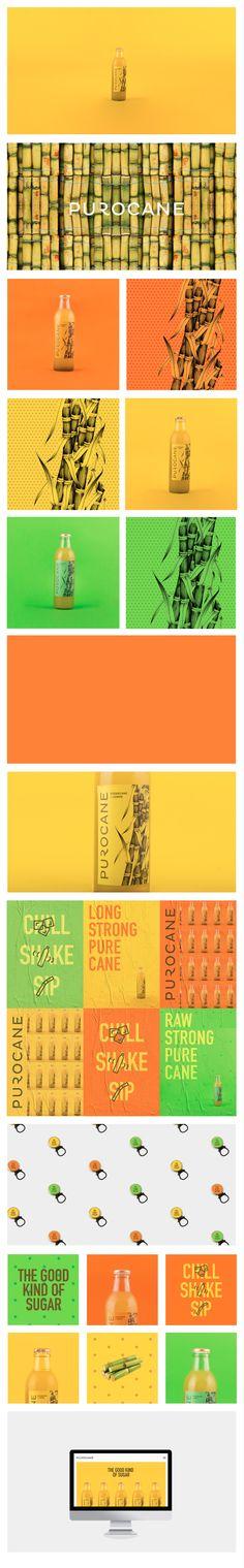 Sugarcane Juice Branding and Packaging Design