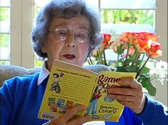 Beverly Cleary worked as a children's librarian before penning her Ramona series.
