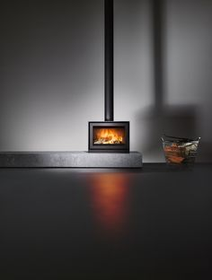 Fireplace Cleaning and Maintenance - Fireplace Tip[s & Tricks - Home Fireplace, Modern Fireplace, Fireplace Design, Metal Garden Gates, Freestanding Fireplace, Wood Burning Fires, Log Burner, Menorca, Mid Century House