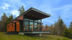 25 Gorgeous Prefab Houses And The Cheapest Land In Every State To Put Them On